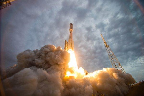 Китай успешно запустил спутник для наблюдений за Землей