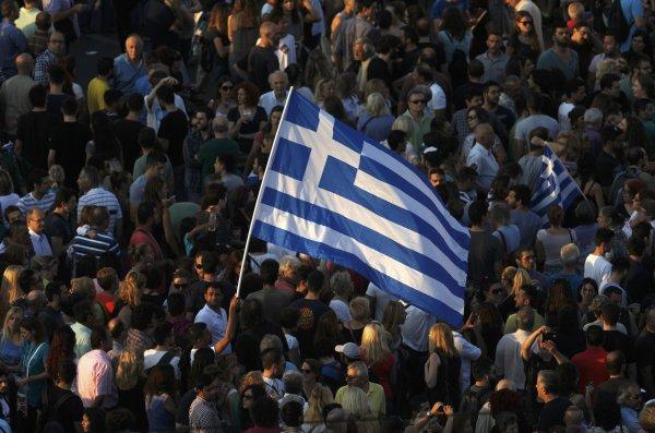 В пригороде Афин задержали «спасителя Греции» по обвинению в мошенничестве