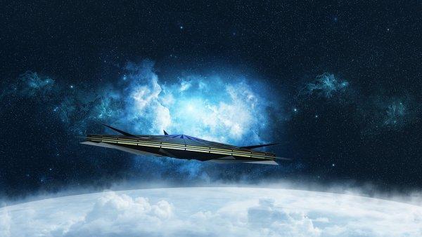Видеолюбитель из США заснял, как НЛО заходит на посадку на Марс