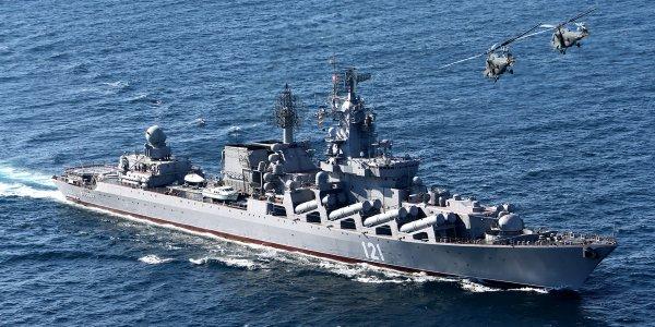 Киев признал беспомощность Украины перед флотом РФ в Азовском море
