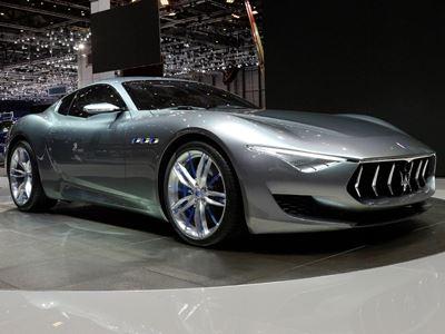 Maserati удвоит продажи за счёт Alfieri и нового кроссовера