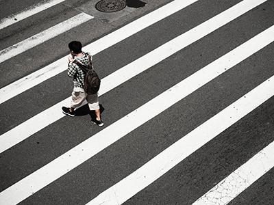 Пешеходные переходы поднимут на 10 сантиметров