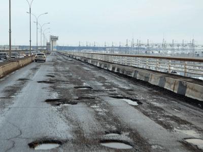 Дороги России вновь оказались хуже, чем в Гондурасе