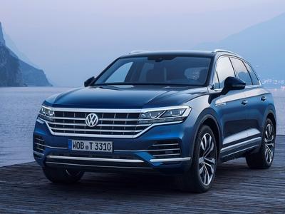 Раскрыты цены и комплектации нового Volkswagen Touareg