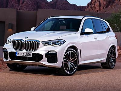 BMW раскрыла четвертое поколение X5