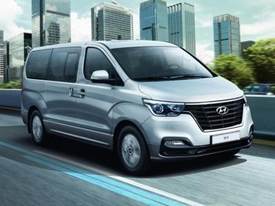 Hyundai обновил микроавтобус H-1