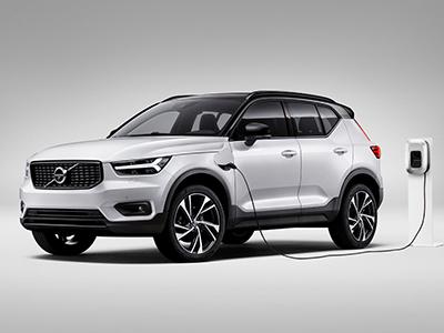 Volvo нарастит объем электрокаров до 50% к 2025 году