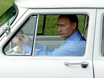 Путин обозначил вектор развития автопрома в России