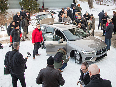 Volvo отказалась от автошоу в Женеве в пользу специальных мероприятий