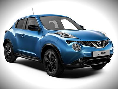 Nissan объявил российские цены на обновленный Juke