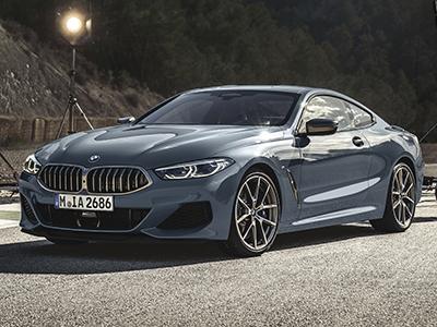 BMW раскрыла возрожденное купе 8 Series
