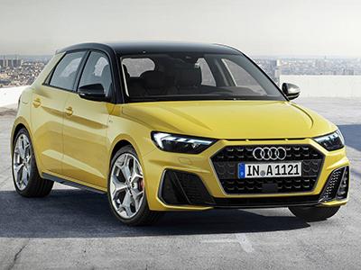 Audi представила второе поколение хэтчбека A1