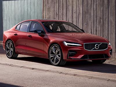 Volvo представила новое поколение седана S60