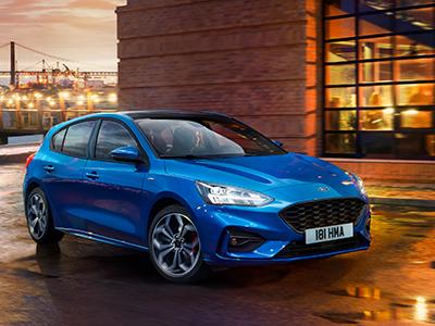 Ford Focus получил систему распознавания ям на дороге