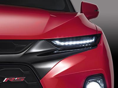 Chevrolet представил спортивный кроссовер сдизайном «под Camaro»