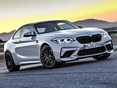 BMW объявила российские цены на самый мощный M2 Competition