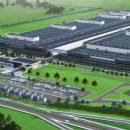Mercedes-Benz почти завершил строительство моторного завода в Польше