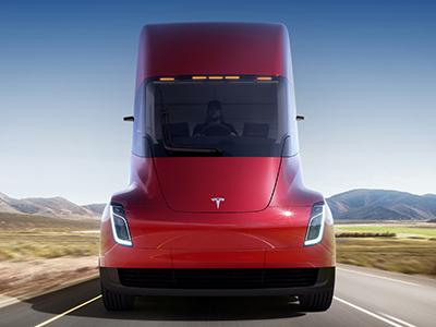 Вгрузовике Tesla Semi нашли режим «Безумный Макс»