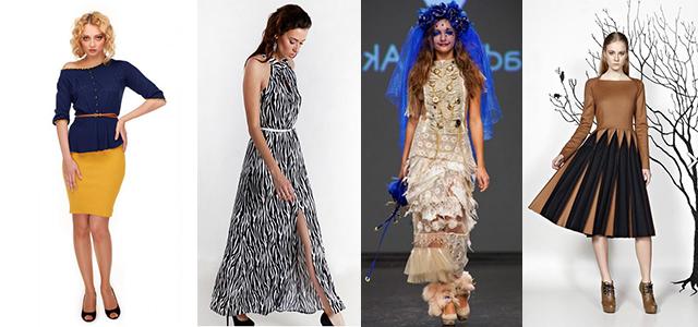 Одежда российских дизайнеров способна открыть в вас женственность и стиль