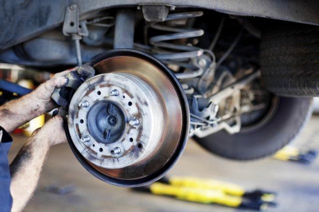 Диагностика тормозной системы автомобиля своими руками