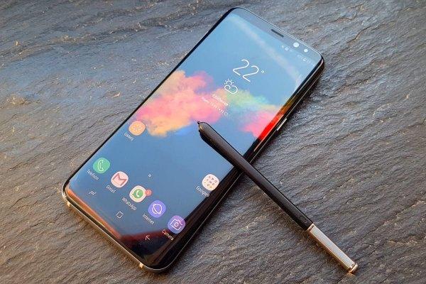 Стилус Samsung Galaxy Note 9 сможет управлять музыкой и камерой