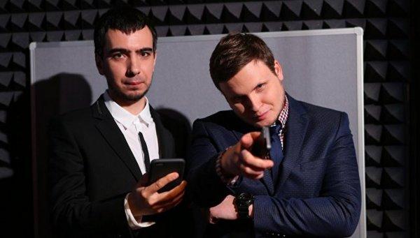 Пранкеры Вован и Лексус разыграли главу СБУ от имени журналиста Бабченко