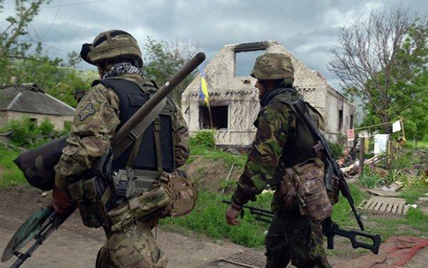 В Киеве назвали новых виновников гражданской войны на востоке Украины