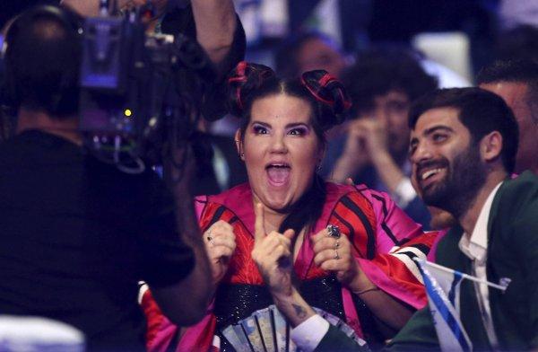 Песня победительницы «Евровиденья-2018» названа плагиатом