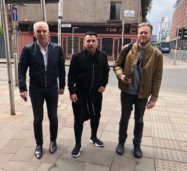 В Москву с концертом приедет группа Scooter