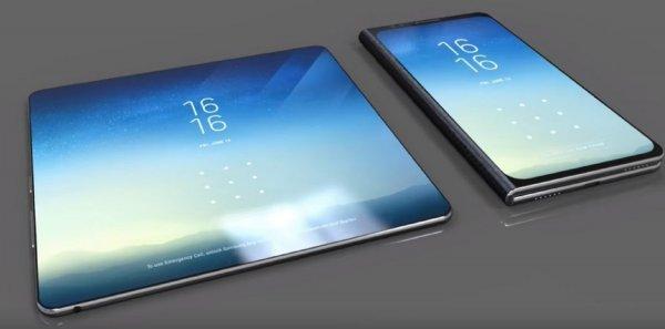 В Сети оказалось «живое» фото гнущегося аккумулятора для Samsung Galaxy X