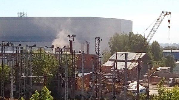 Жители Одинцово задыхаются от выбросов с асфальтобетонного завода