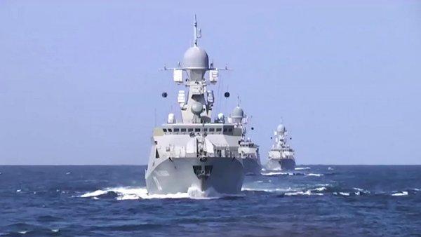 Киев признал, что Россия взяла под контроль Азовское море
