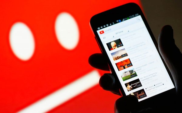 Платформа YouTube запустила режим инкогнито для Android-смартфонов