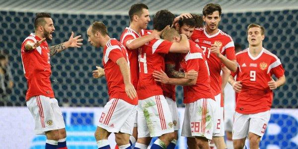 В Сети распространяется сообщение о «роковой ошибке» в матче между Россией и Хорватией