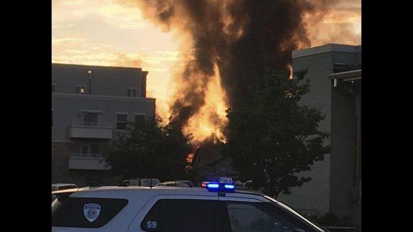 В США мощный взрыв отправил в госпиталь жителей Висконсина
