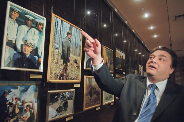 Установлена причина смерти внука Леонида Брежнева