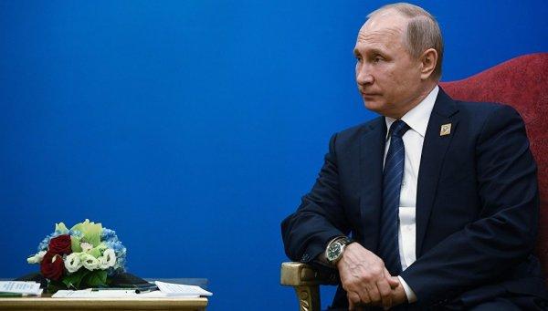 Путин продлевает контрсанкции до конца 2019 года