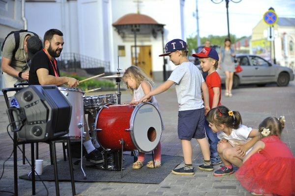 Путин поприветствовал участников «Славянского базара в Витебске»