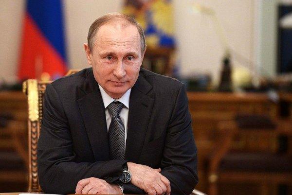 ВЦИОМ заявил о росте рейтинга Путина