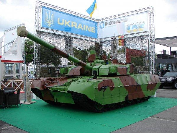 На Украине танки «Оплот» относят к разряду бесполезных