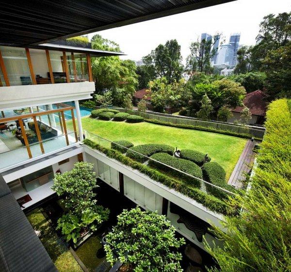 Британские эксперты рассказали, как поднять цену на дом с помощью сада