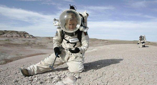 Житель Екатеринбурга ушел из дома и полетел на Марс