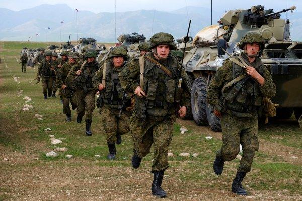 Российские военные извинились за стрельбу во время учений в армянском селе