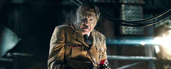 Гитлер-рептилоид появился в тизере сиквела «Железного неба»