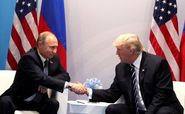 NYT: Трамп был осведомлён о личном приказе Путина на вмешательство