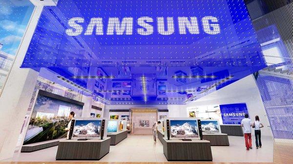 Samsung выпустит смартфон с гнущимся экраном