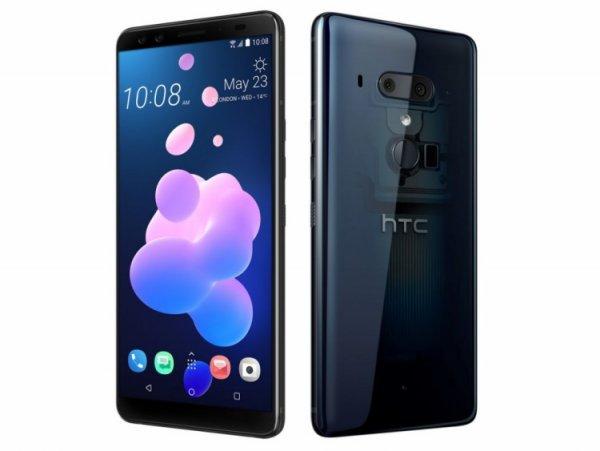 Смартфон HTC U12+ поступил в продажу в России