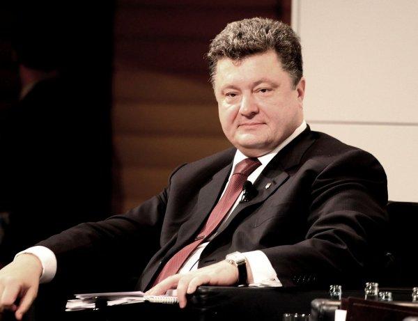 Порошенко похвалил «Бумбокс» за концерт на границе с Крымом