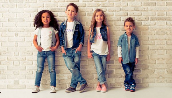 Детская одежда оптом от украинских производителей