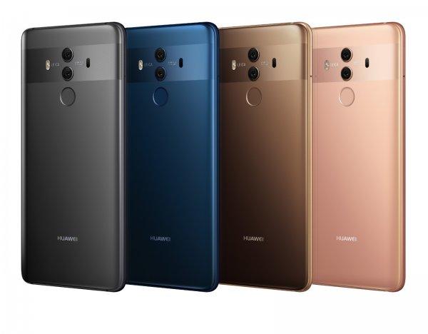 Huawei опередила Apple и Samsung по проценту продаж